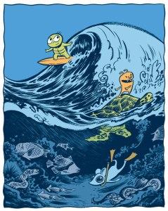 chunkysurf